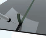 Aluminium composiet alutechbond verbinden