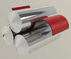 Aluminium composiet alutechbond walsen